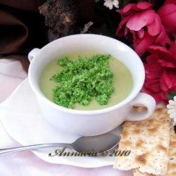 White House Broccoli Soup