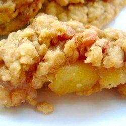 Jackie's Apple Pie Crisp Cookies