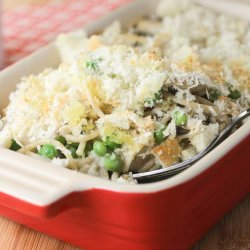 Healthy Chicken Tetrazzini