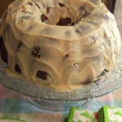 Chocolate Orange Cream Cheese Pound Cake