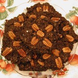 Carob-Coconut-Pecan Cookies