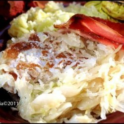 Braised Pork Chops With Sauerkraut