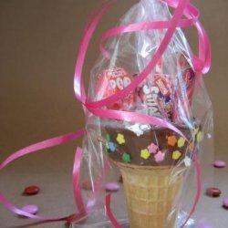 Ice Cream Cones Party Favors