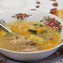 Lamb Shank Soup - Australia