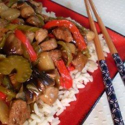Oriental Pork Stew