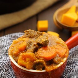 Slow Cooker Winter Beef Stew