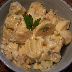 New York Style Potato Salad