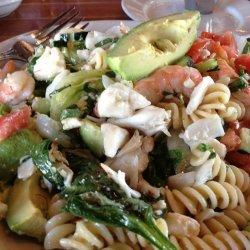 Shrimp and Crab Pasta Salad