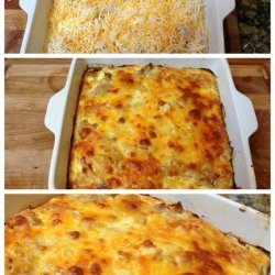 Easy Hash Browns Casserole