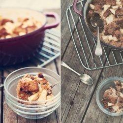 Apple-Cinnamon Bread Pudding