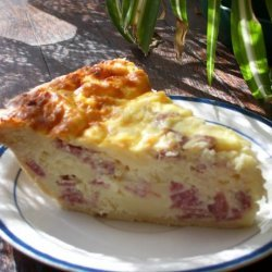 Italian Cheese Pie recipe