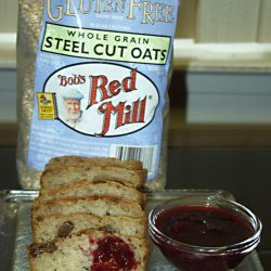 Steel Cut Oat Bread