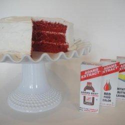 Red Velvet Cake (of Urban Legend Fame)