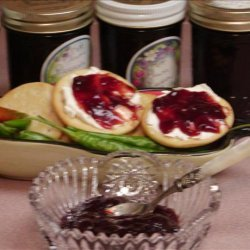 Spicy Pepper Plum Jam recipe