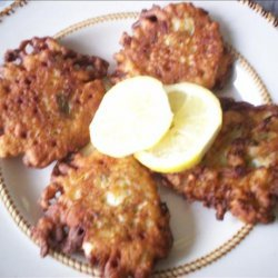 Em Shaat (Middle Eastern Cauliflower Fritters)