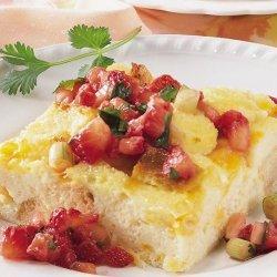 Salsa Eggs
