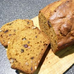 Maureen's Pumpkin Bread