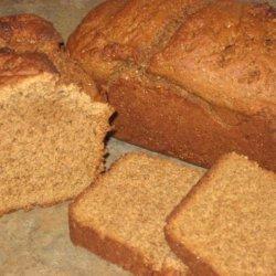 Ella Grasso's Quick Whole Wheat Bread