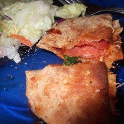 Pita Pizza Pocket- Weight Watchers (Ww) 4pts!!