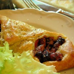 Savoury Bacon and Blue Cheese Danish Pastries