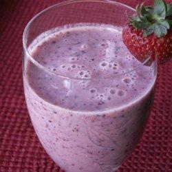 Organic Yogurt Smoothie