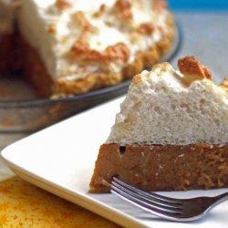 Sweet Potato-Pecan Pie II