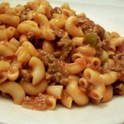 Easy Beef Macaroni recipe