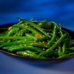 BBQ Bean Salad