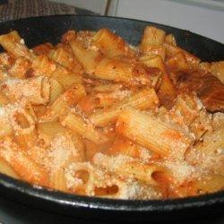 Rigatoni Milano recipe