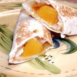 Toasted Breakfast Wraps recipe