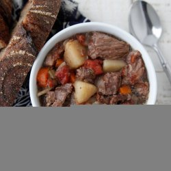 Beef Stew (Crock Pot)