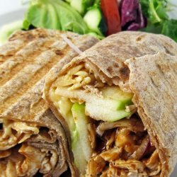 Apple Wrap Sandwich