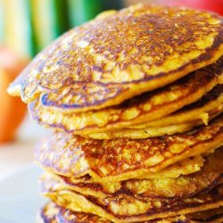 Hearty and Healthy Pancakes