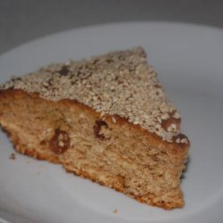 Tahinopita (A Greek Lenten Cake)