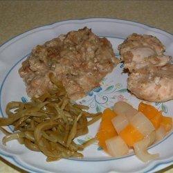 Crock Pot Chicken & Stuffing