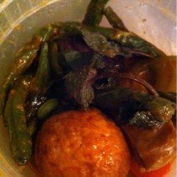 Vegetarian Okra Curry