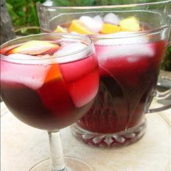 Sangria Con Tequila
