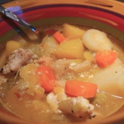 Bountiful Harvest Stew (Crock Pot) Recipe