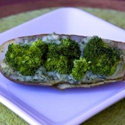Spinach- Broccoli Bake