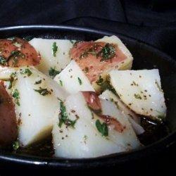 French Potato Salad (Light)