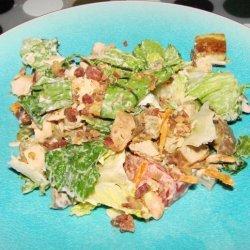 BLT Chicken Salad With Ranch