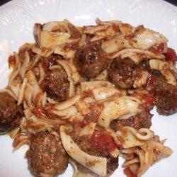 Sweet Italian Sausage and Vidalia Onion