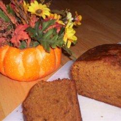 Shellbell's Easy Pumpkin Bread