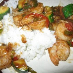 Kung Pao Chicken, Shrimp or Beef  (Panda Express - Style)