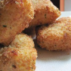 Delices De Fromage (Deep Fried Cheese Squares)