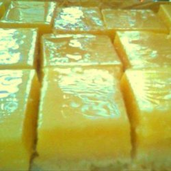 Susan's Perfect Lemon Bars