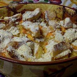 Apple Sweet Potato Scallop