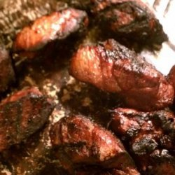 Grilled Country Style Pork Ribs
