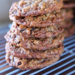 Oatmeal Garden Cookies