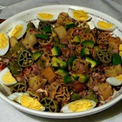 Aussie Tuna Summer Salad